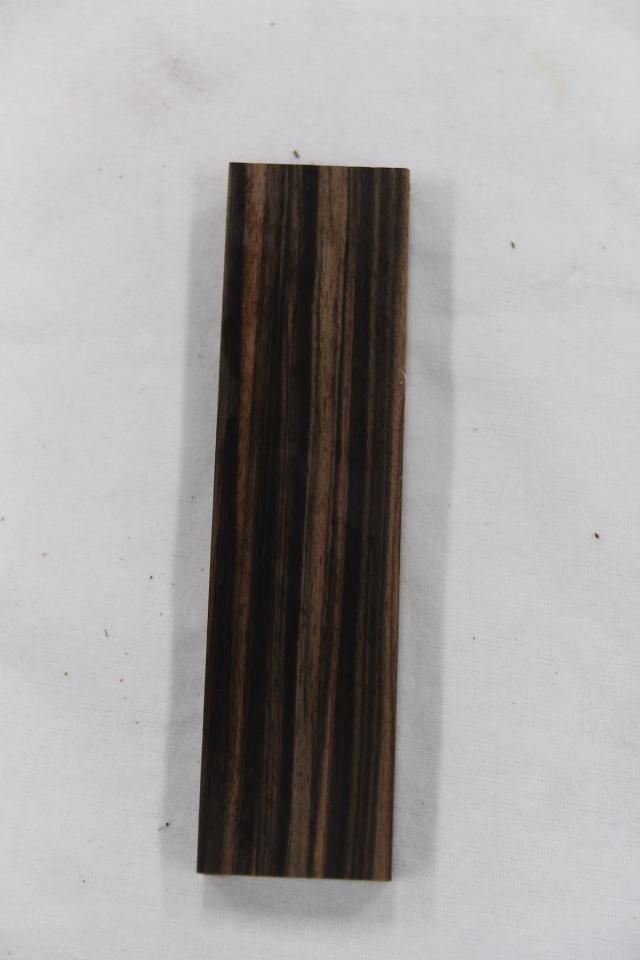 極上 縞黒檀 203x54x20