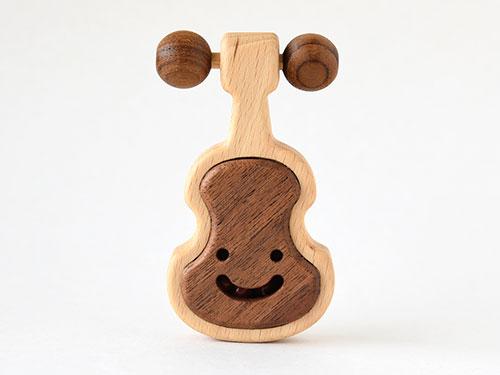バイオリンのラトル/ブータレブー