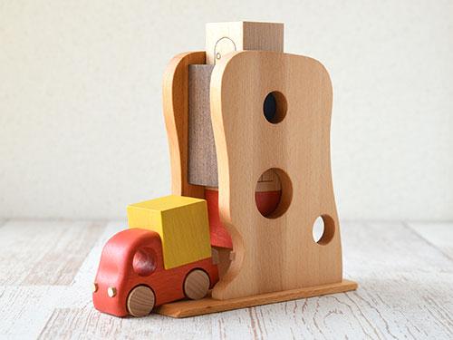 木のおもちゃ Tuminy/おもちゃのこまーむ