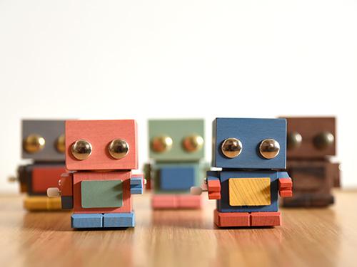 ブリ木ロボ/おもちゃのこまーむ