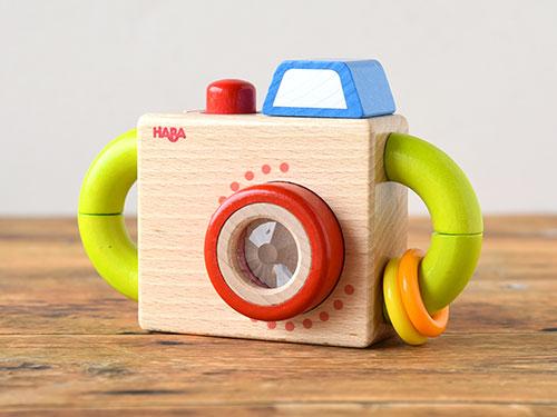 ベビタルカメラ/HABA