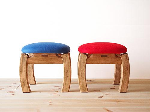くるみのこども椅子 / KURABOKKO