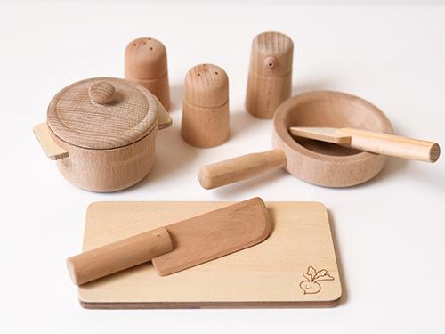 お料理セット/木遊舎
