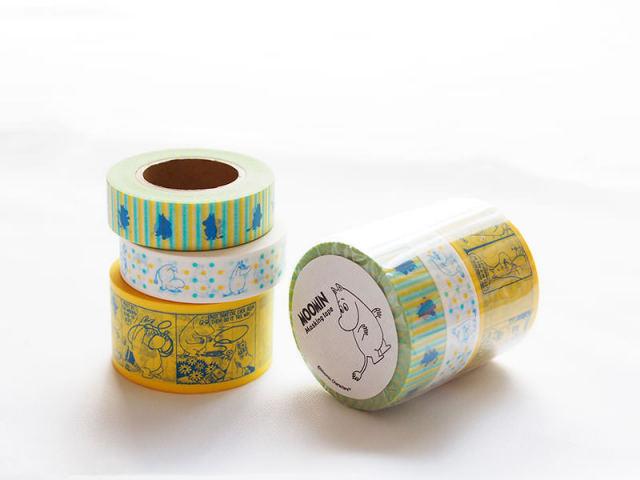 ムーミンマスキング テープセット / ムーミン