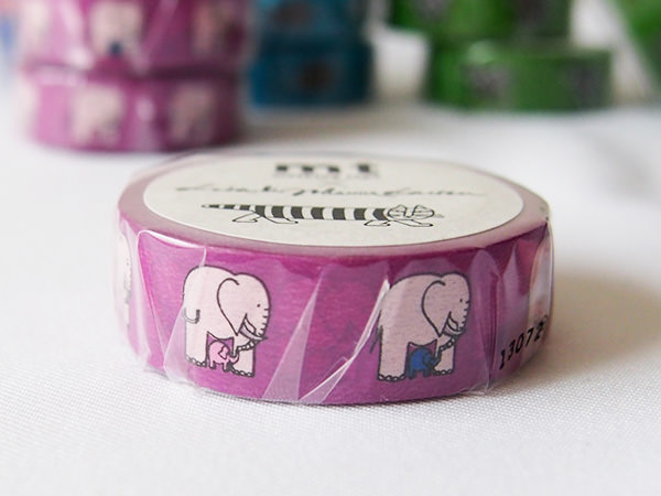 Lisa Larson マスキングテープ / elephant
