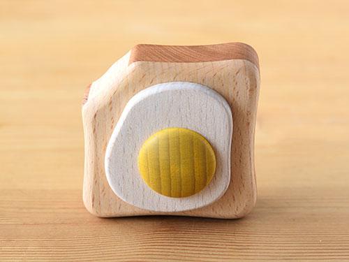 エッグートーストのラトル/ナカムラ工房