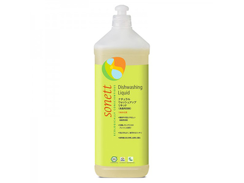 食器用洗剤 ウォッシュアップリキッド/SONETT(ソネット)