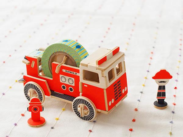 工作キット FIRE TRUCK/twelvetone