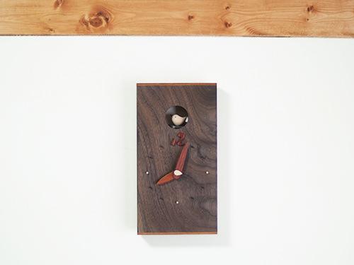 くるみの木の時計/WooD ToP