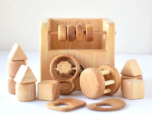 赤ちゃんの宝石箱(箱入り)/山のくじら舎