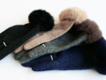 手袋,ファー手袋,グローブ,ウール,アルパカ,おしゃれ,通販