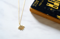 ダイヤモンド,K18,ゴールドネックレス,18金,ネックレス,スター,星,通販