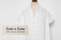 リネンシャツ,リネンブラウス,リーノエリーナ,linoelina,リネンの服,お洒落,セレクトショップ,スタイリスト,通販