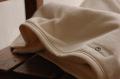 オーガニックコットン毛布 赤ちゃんに