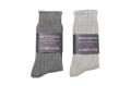コットンソックス,綿靴下,綿100%,コットン100%,リサイクルコットン,RESTFOLK,冷えとり靴下,通販
