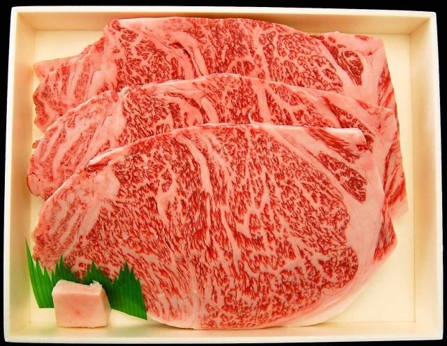 びらとり和牛 サーロインステーキ200g×5枚