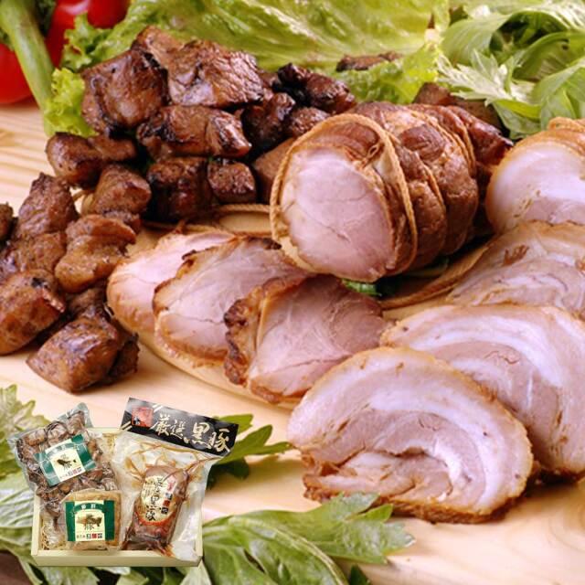 焼豚とチャーシュー