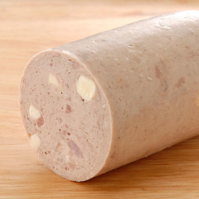 無添加 鹿児島黒豚 チーズソーセージ 200g