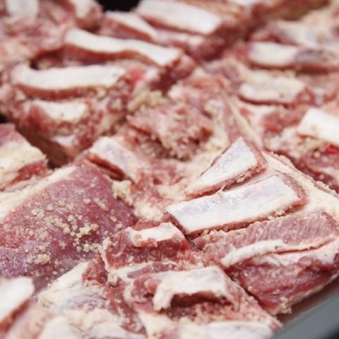 鹿児島ますやの熟成ベーコン黒豚無添加200g