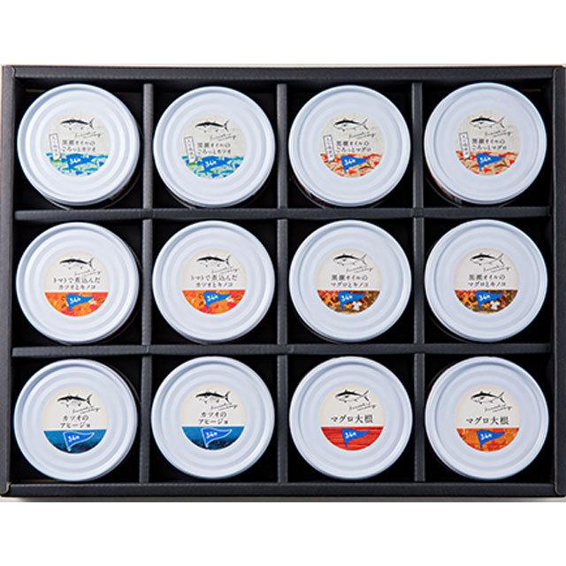 土佐湾グルメ12缶セット