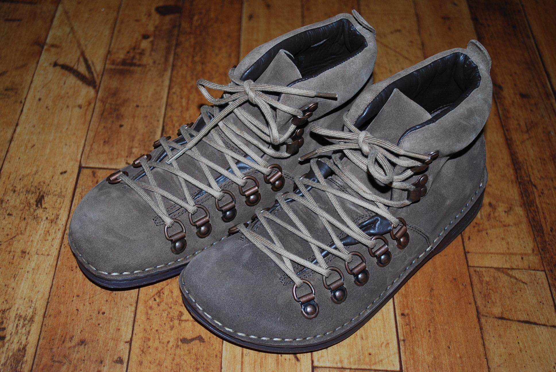 ~SALE~ BIRKENSTOCK FOOTSPRINTS  MIDLAND(ミッドランド) スエードレザー/トープ(36EU)