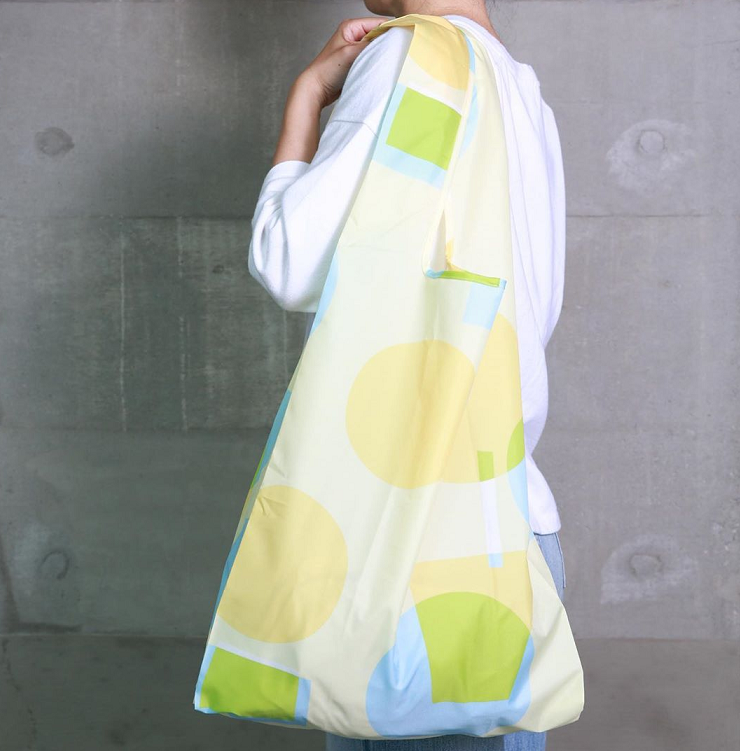 392  Eco Bag  エコバッグ L (shine)