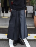 highking perrine wide pants  チャコール(Lady's)
