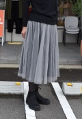 highking lucy skirt  グレー(Lady's)