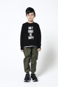 ~SALE~ highking don't worry sweat  ブラック(130センチ)