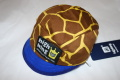〜SALE〜 highking grassy cap ブラウン(46、48センチ)