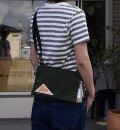 KELTY VINTAGE FLAT POUCH S ヴィンテージ・フラット・ポーチ S(オリーブ)
