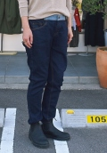tsukinowa  Stretch DENIM pants(ワンウォッシュ)