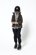 ~SALE~ highking axis jacket オリーブ(90、110、120、150センチ)