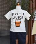 ~SALE~ nini  Orange juice Tシャツ オフ(90、130センチ)
