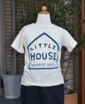 ~SALE~ nini  LITTLE HOUSE Tシャツ オフ(110、120センチ)