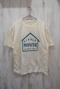 nini  LITTLE HOUSE Tシャツ オフ(Mens)