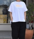 ~SALE~ melt FOREVERボクシ-TEE ホワイト(Lady's)