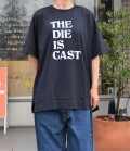 ~SALE~ thomas magpie big t-shirt  the die is cast ビッグTシャツ(ネイビー)