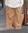 NEEDLE WORKS Stretch-chino Pants  ベージュ(90~150センチ)