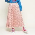 【先行予約】thomas magpie  pleated skirt lip  プリーツスカート リップ