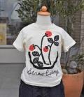 nini  Water bowl Strawberry Tシャツ オフ(80~145センチ)