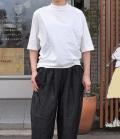 ESTROISLOSE 【定番】プレミアム天竺タートル半袖Tシャツ(オフ)