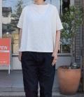 ~SALE~ chloro sister マーブルヴィンテージ天竺ワイドTee(ナチュラル)