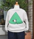 nini  テント犬トレーナー ベージュ(80~140センチ)