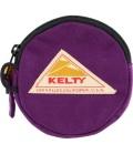 KELTY  ケルティ CIRCLE COIN CASE 2  サークル・コイン・ケース 2(パープル)