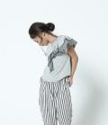 highking trixie short sleeve  グレー(110~160センチ)