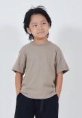 FOV PLAIN Tシャツ アッシュグレー(90~170センチ)