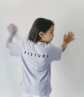 ~SALE~ FOV Picture Tシャツ パープル(90~100センチ)