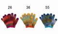 stample ギャラクシー5本指手袋(3〜8才)