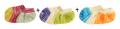stample カラーブロックスニーカーソックス3P(13〜24センチ)